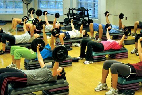 Body Pump en Full Fitness